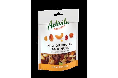 Смесь орехов и фруктов Healthy mix 120г