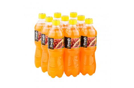Напій соковий негазований I Fresh «Тропічні фрукти» 0.5л