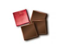 Шоколад черный 74% формат неаполитанка в красной фольге (нетто) 1кг