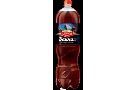 Напій безалкогольний сильногазований ТМ «Legenda» «Байкал» 2л