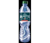 Минеральная лечебно-столовая вода «Buvette 7» сильногазированная 0.5л