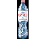 Минеральная столовая вода «Buvette 3» слабогазированная 0.75л