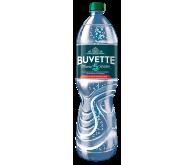 Мінеральна лікувально-столова вода «Buvette 5» сильногазована 1.5л