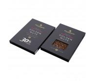 """Dark chocolate """"Millennium"""" with whole hazelnuts 1,1kg"""