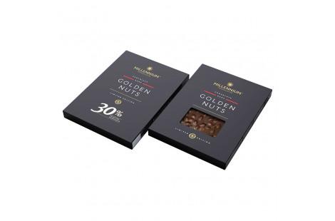 """Шоколад  """"Millennium"""" чорний з цілим фундуком 1,1кг"""
