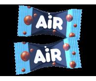 Цукерки шоколадні Millennium Air молочні з молочною начинкою 1кг