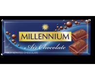 Шоколад «Millennium Air»  пористий молочний  85г