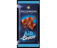 Шоколад «Millennium» пористий молочний  80г