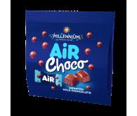 Шоколадные конфеты «Millennium Air» молочные с молочной начинкой