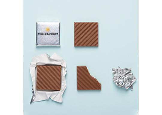 Шоколад для брендування: як вибрати відповідний для індивідуального брендингу?