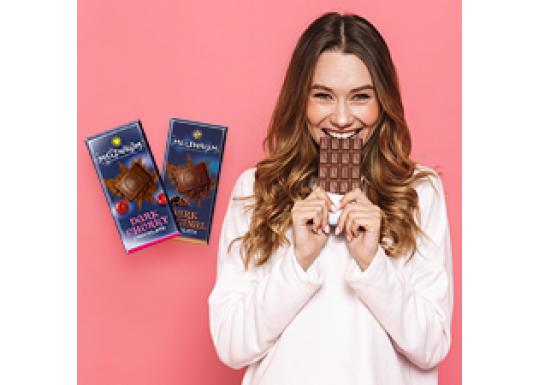 Як шоколад допомагає боротись із стресом?