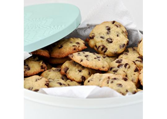 Все, що ви хотіли знати про американське печиво з шоколадною крихтою