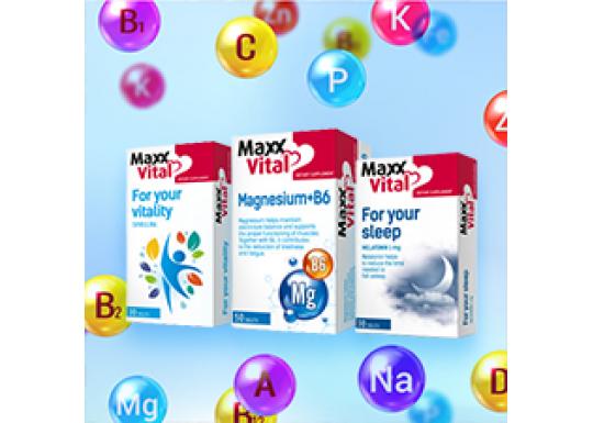 Як обрати вітаміни для імунітету? 5 рекомендацій від MaxxVital