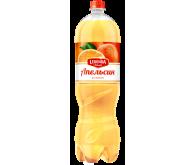 Non-alcohol extra carbonated drink ORANGE by TM Legenda 2L