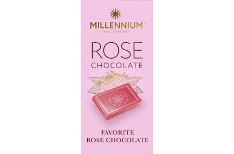 Шоколад білий «Millennium Rose»