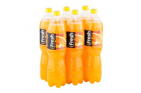Напиток сокосодержащий негазированный I Fresh «Апельсин» 1.5л