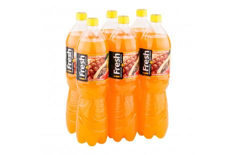 Напиток соковый I Fresh «Тропические фрукты» 1.5л