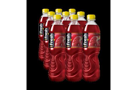 Напій соковмісний негазований I Fresh « З соком гранату» 0.5л