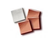 Шоколад молочный формат неаполитанка в серебряной фольге (нетто) 1кг