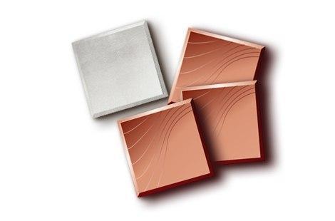 Шоколад молочний формат неаполітанка в срібній фользі (нетто) 1кг