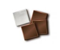Шоколад черный 74% формат неаполитанка в серебряной фольге (нетто) 1кг