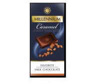 Шоколад «Millennium Favorite» молочний з карамеллю 100г