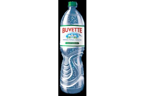 Мінеральна природна столова вода  «Buvette Vital» слабогазована 0.5л