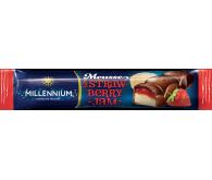Шоколад Millennium Mousse молочний з мусовою та полуничною начинкою 33г