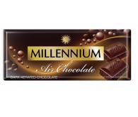 Шоколад «Millennium Air» пористий чорний 85г