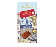 Шоколад «Millennium Discover Europe» молочный. Франция 100г