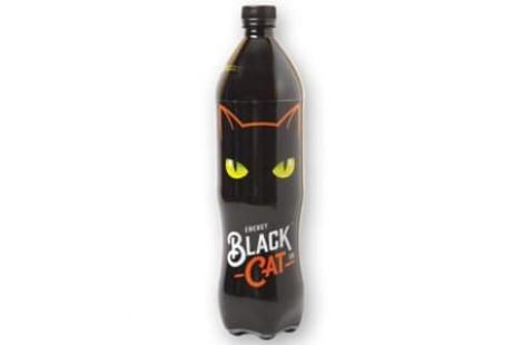 Напиток безалькогольный энергетический «Black Cat» 0.5л