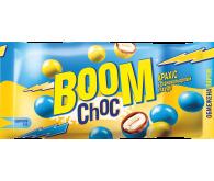 Драже BOOM CHOK Арахіс у жовто-блакитній глазурі 50г