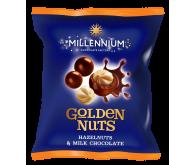 Драже MILLENNIUM «Фундук у молочному шоколаді» 100г