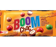 BOOM CHOC Арахіс в шоколаді та кольоровій глазурі 50г
