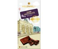 Шоколад черный «Millennium Discover Europe» с морской солью. Бельгия 100г